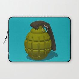 Hand Grenade Laptop Sleeve