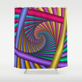 for leggins and more -13- Shower Curtain