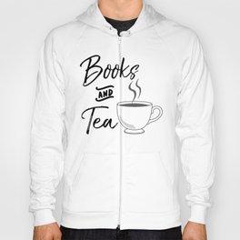 Books & Tea Hoody