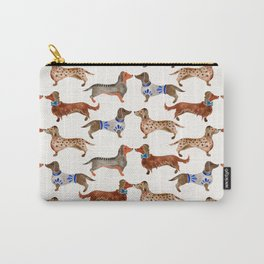 Dachshunds Carry-All Pouch