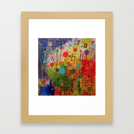 Vesuvio Framed Art Print