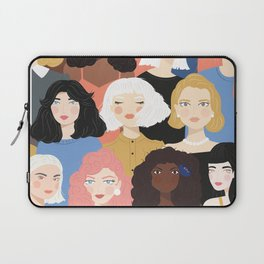 Girls 01 Laptop Sleeve