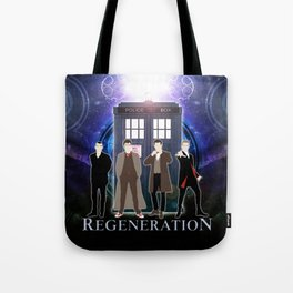 The Doctor Of Regeneration Tote Bag