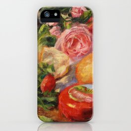 French Picnic iPhone Case