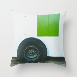 Urban Art Amsterdam Throw Pillow
