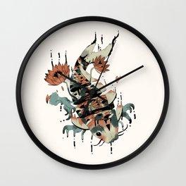 HABITAT Wall Clock