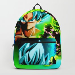 Dragon Ball Supero Movie Broly Backpack