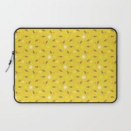 Brux & Boggle #1: Rat Sprinkles (banana) Laptop Sleeve