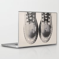 doctor Laptop & iPad Skins featuring Doctor Doctor by ReginaRoad