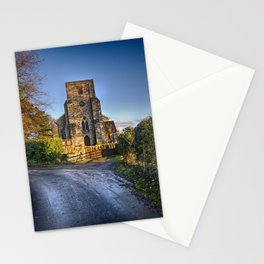The Lane To St Michael's. Stationery Cards