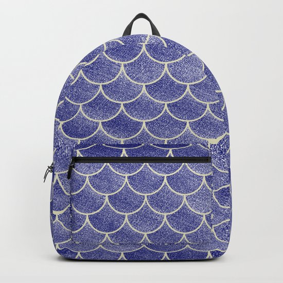 Lovely Pattern IV (Glitter Version) Backpack