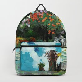 The new hanging gardens Backpack
