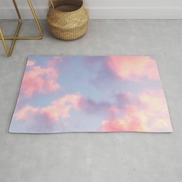Whimsical Sky Rug