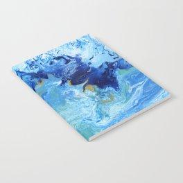 Ocean Swell Notebook