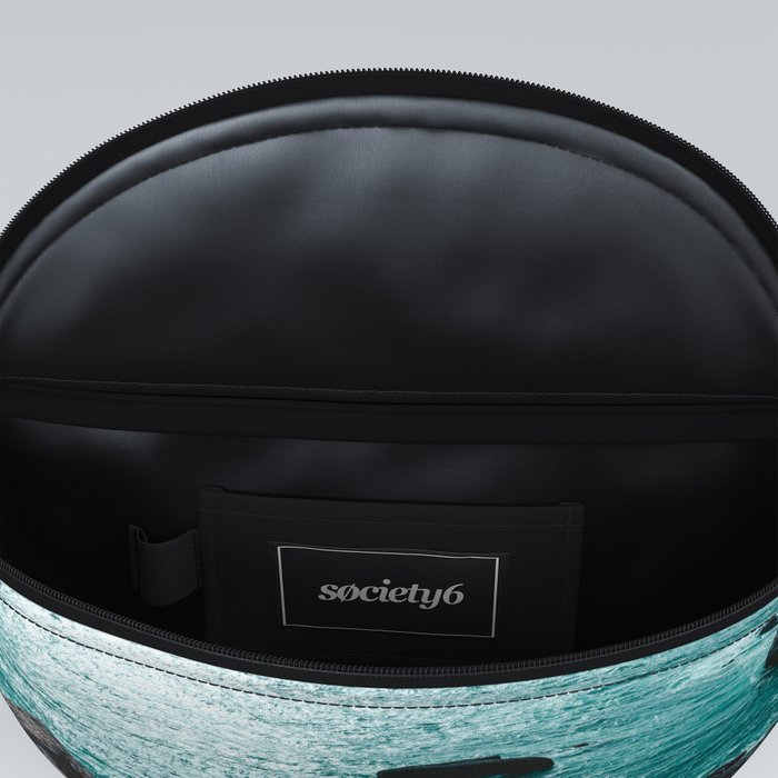 Turquoise Cove Fanny Pack