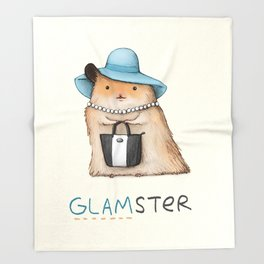Glamster Throw Blanket