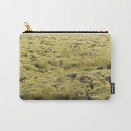 Moss in Iceland Carry-All Pouch