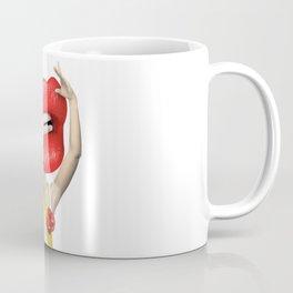 Miss Lips Coffee Mug