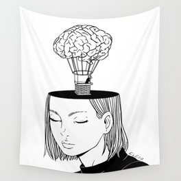 Free Thought Wall Tapestry
