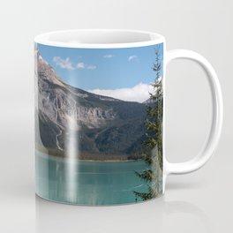 Emerald Lake view Coffee Mug