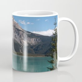 Emerald Lake view Coffee Mug