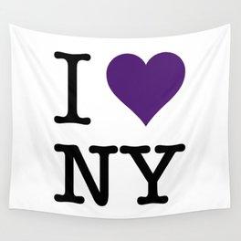 I love NY Wall Tapestry