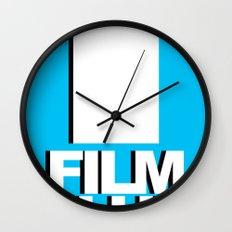 Film Club Wall Clock