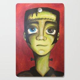 Young Frankenstein Cutting Board
