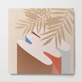 Tropical Breeze 01 Metal Print