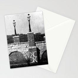 Grunge Bridge Stationery Cards