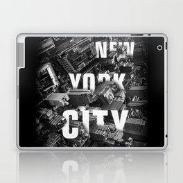 New York City streets Laptop & iPad Skin