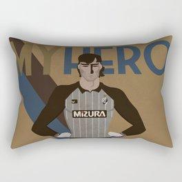 MY HERO - 1 ZENGA - ZEROSTILE FACTORY Rectangular Pillow