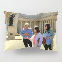 Thinking Of View Pillow Sham