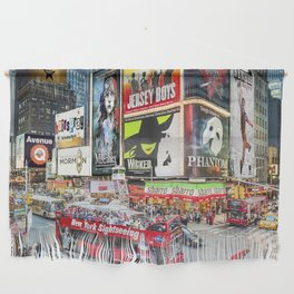 Times Square II Special Edition II Wall Hanging
