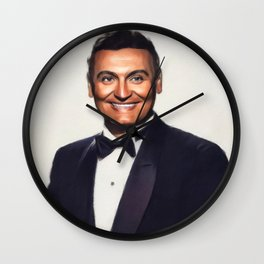 Frankie Laine, Music Legend Wall Clock