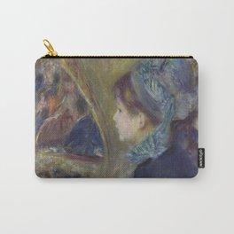 At the Theatre (La Première Sortie) by Renoir Carry-All Pouch