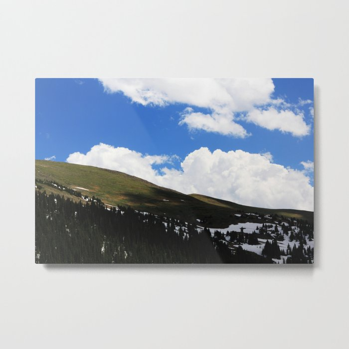 Bliss v2 Metal Print