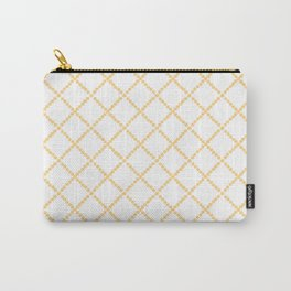 Criss Cross Carry-All Pouch