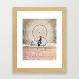 Siksika Framed Art Print