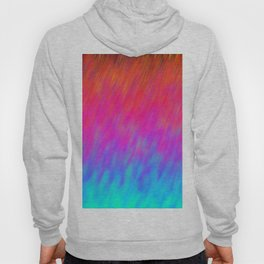 Many Colored Blur Hoody