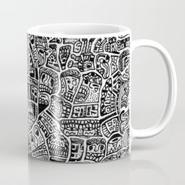 Creatures, Familiar and Unfamiliar Coffee Mug