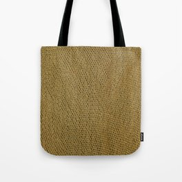 Green wicker background Tote Bag