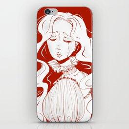 Beware of Crimson Peak iPhone Skin
