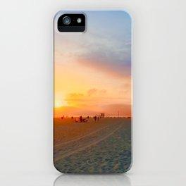 Santa Monica State Beach iPhone Case