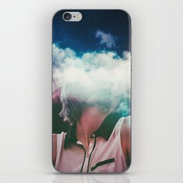 Distance On My Mind (The Clouded Diaries) iPhone Skin