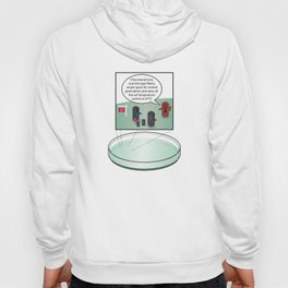Bacteria family looking for home Hoody