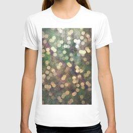 Magical Lights Gold Dots T-shirt