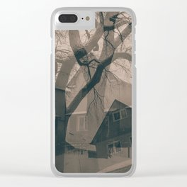 Funky Town Clear iPhone Case