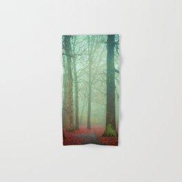 Autumn Wanderlust Hand & Bath Towel