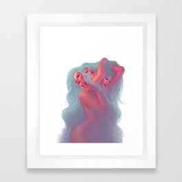 Fluctuat Nec Mergitur Framed Art Print